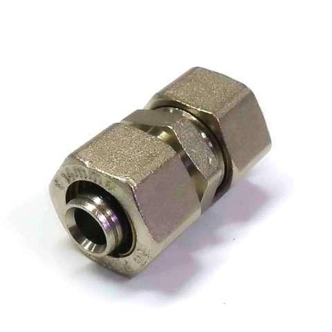 Муфта соединительная для металлопластиковых труб 16 мм SD Plus