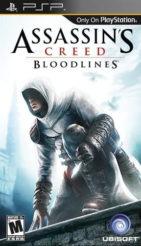 Assassin's Creed: Bloodlines (PSP, русская версия, б/у)