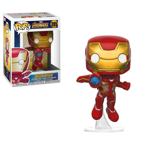 Iron Man. Avengers Infinity War Funko Pop! Marvel Vinyl Figure || Железный Человек. Война Бесконечности