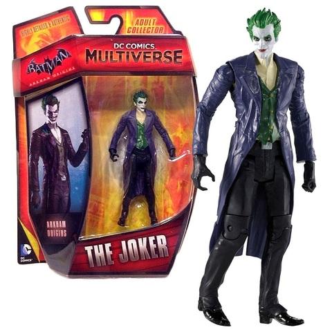 Джокер 10 см. Летопись Аркхема Мультивселенная DC