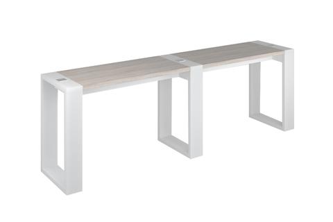 Двухместный маникюрный стол Matrix