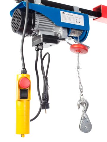 Мини электрическая таль, РА-250, 12М, 230В