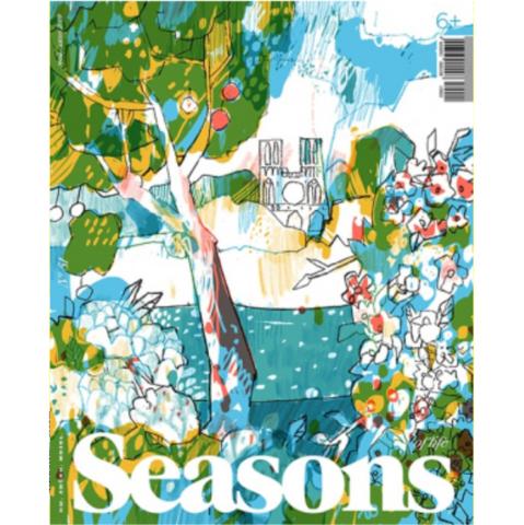 Журнал Seasons №51 | май-июнь 2019