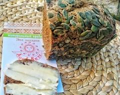 Хлеб ржаной на закваске «Богатырь» / 330-350 гр