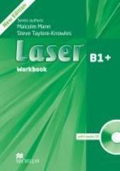 Laser 3ed B1+ Workbook without key & CD Pack
