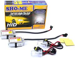 Комплект ксенона Sho-me H10 (4300К)