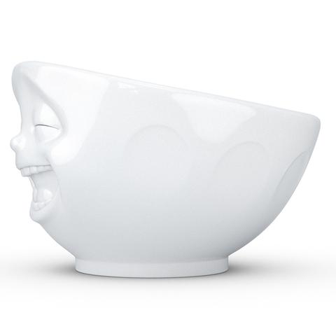 Чаша Tassen Laughing 1 л белая