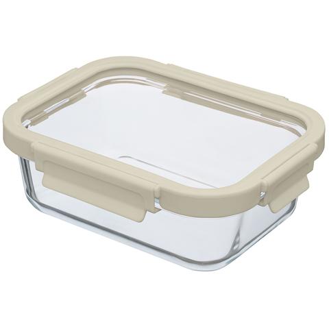Набор контейнеров для запекания и хранения Smart Solutions, светло-бежевый, 3 шт.