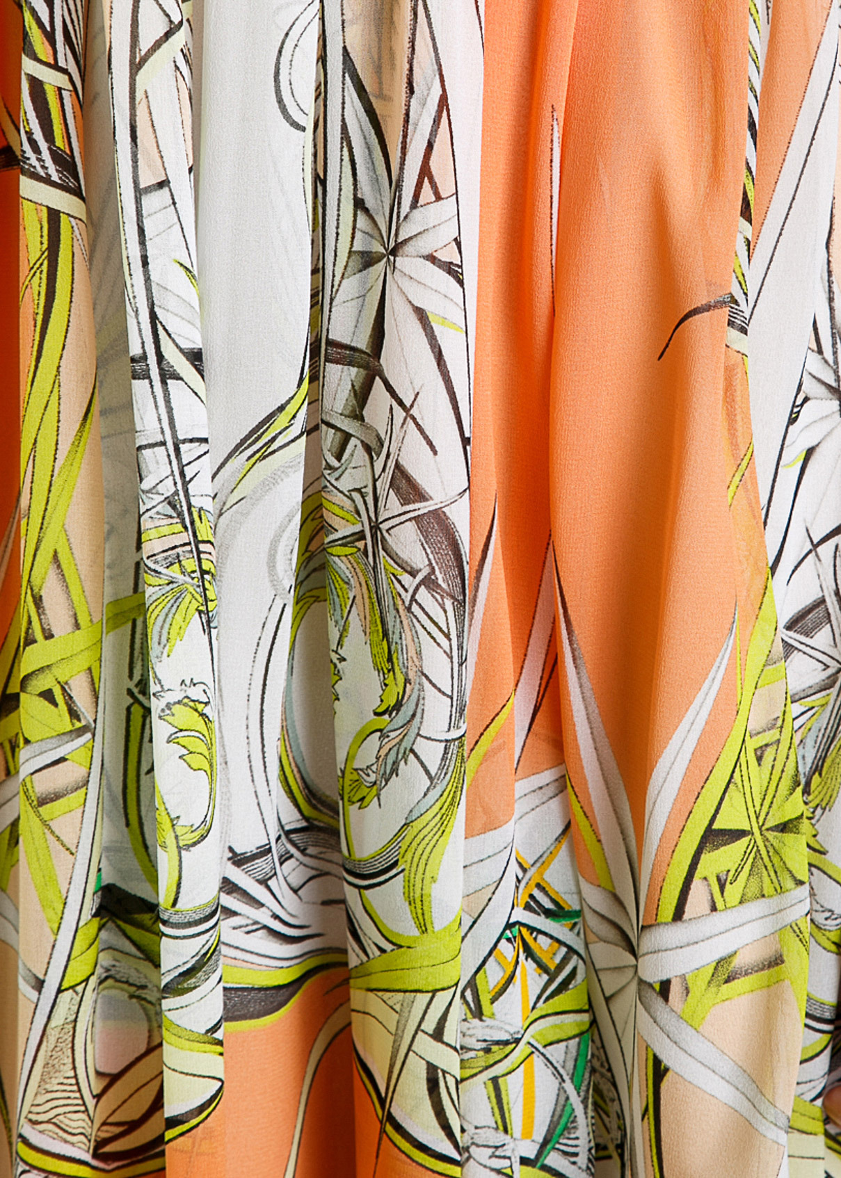 Платье длинное ROBERTO CAVALLI