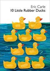 10 Little Rubber Ducks  (Board Book)