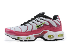 Nike Air Max Plus GS 'White/Pink'