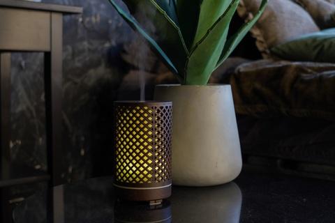 Aroma Box Dark Wood