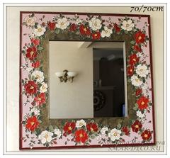 Зеркало интерьерное 70/70см
