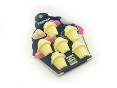 """6692 FISSMAN Форма для шоколада """"Маффин"""" 15x11,5 см"""
