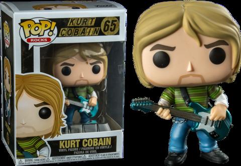 Kurt Cobain Funko Pop! Vinyl Figure    Курт Кобейн