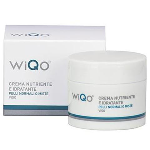 Крем для нормальной и комбинированной кожи WiQo, 50 мл