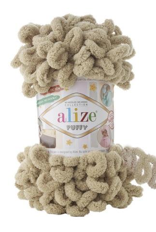 Пряжа Puffy (Alize) 729