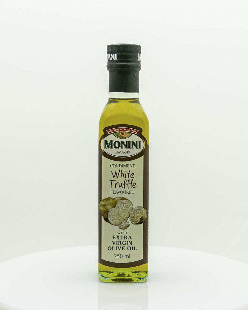 Масло оливковое Monini Экстра Вирджин с Трюфелем 0,25 л.