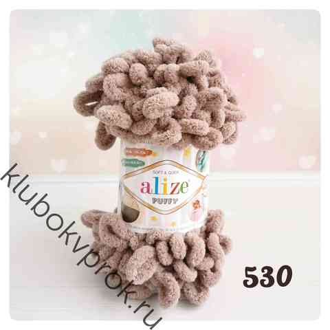 ALIZE PUFFY 530, Норка