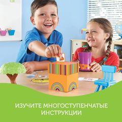 Лисичка в коробочке, с карточками (65 элементов) Learning Resources, арт. LER3201
