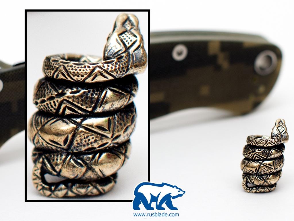 "Custom Sword Knot ""Mamba"" Limited Edition - фотография"