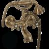 Смеситель для ванны  Migliore Beatrice ML.BTC-102 бронза