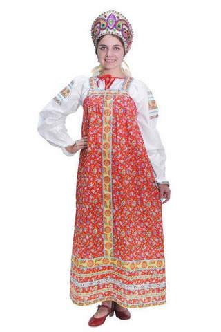 Сарафан для девочки