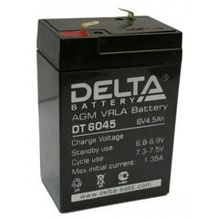 Аккумулятор Delta DT 6045 6В 4.5Ач