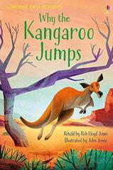 Why the Kangaroo Jumps (HB)