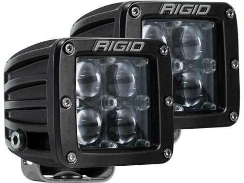 RIGID D-серии PRO (сверхдальний свет, 4 светодиода, 2 шт)