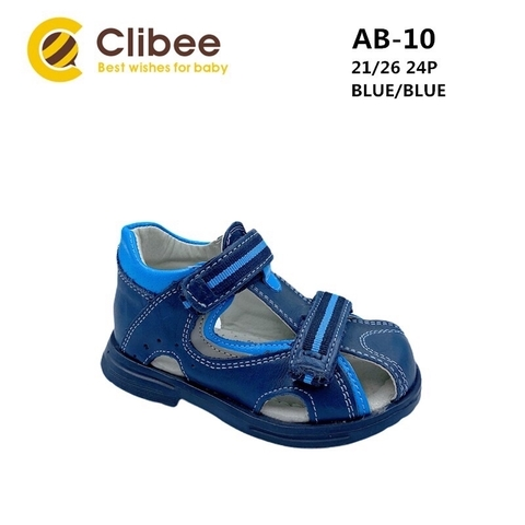 Clibee AB-10 Blue/Blue 21-26
