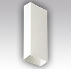 Воздуховод прямоугольный 120х60 2,0 м пластиковый