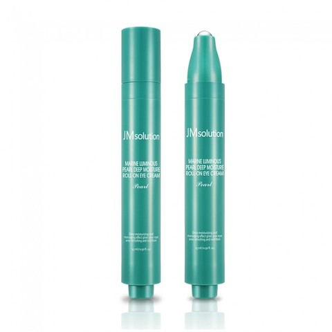 JMsolution Крем для век с морскими минералами (роллер) Marine Luminous Pearl Deep Roll-On Eye Cream