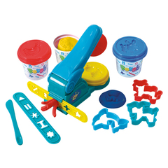 Playgo Набор пластилина с прессом (Play 8638)