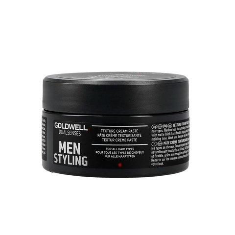 Крем-паста мужская для укладки волос Goldwell Dualsenses For Men Texture Cream Paste, 100 мл