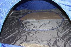 Палатка рыбака Скаут автомат 2х2 (дно на молнии) WDT-088