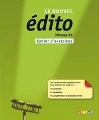 Le nouvel Edito B1 - Cahier sur CD-rom