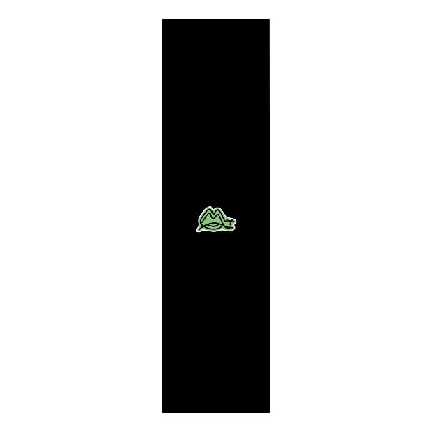 Шкурка для скейтборда MAGAMAEV Logo (Green)