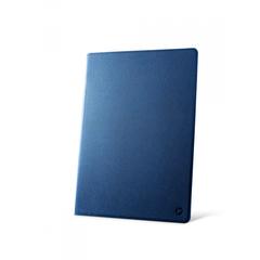 Папка файловая органайзер д/семейных док-ов,А4,240х325 мм,иск.кожа,т-синий