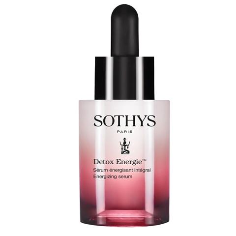 Sothys Detox Energie: Энергонасыщающая сыворотка комплексного действия (Energizing Serum)