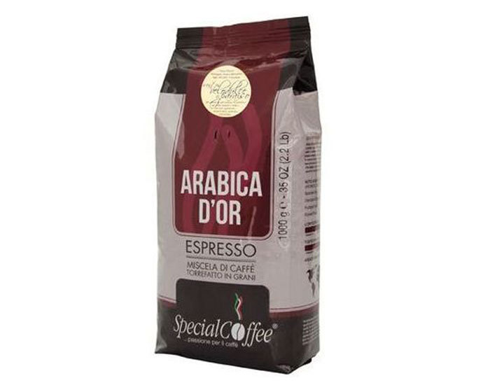 Special Coffee Arabica D'OR s.velod&paraiso, 1 кг