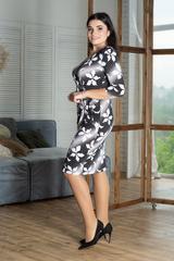 Інга. Ефектне плаття великих розмірів