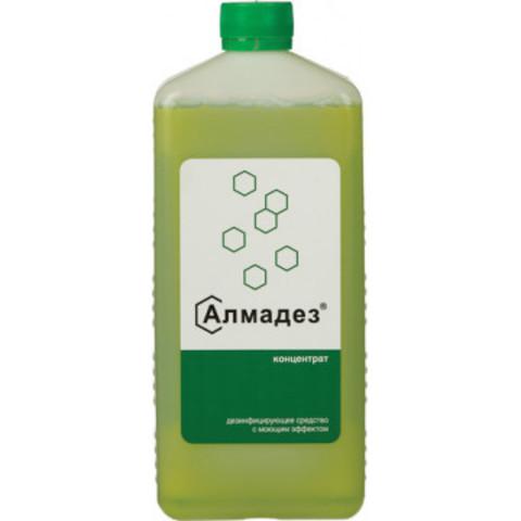 Дезинфицирующее средство Алмадез 1 л (концентрат)