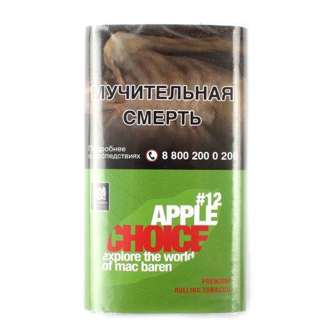 Табак сигаретный Mac Baren APPLE CHOICE 40 гр