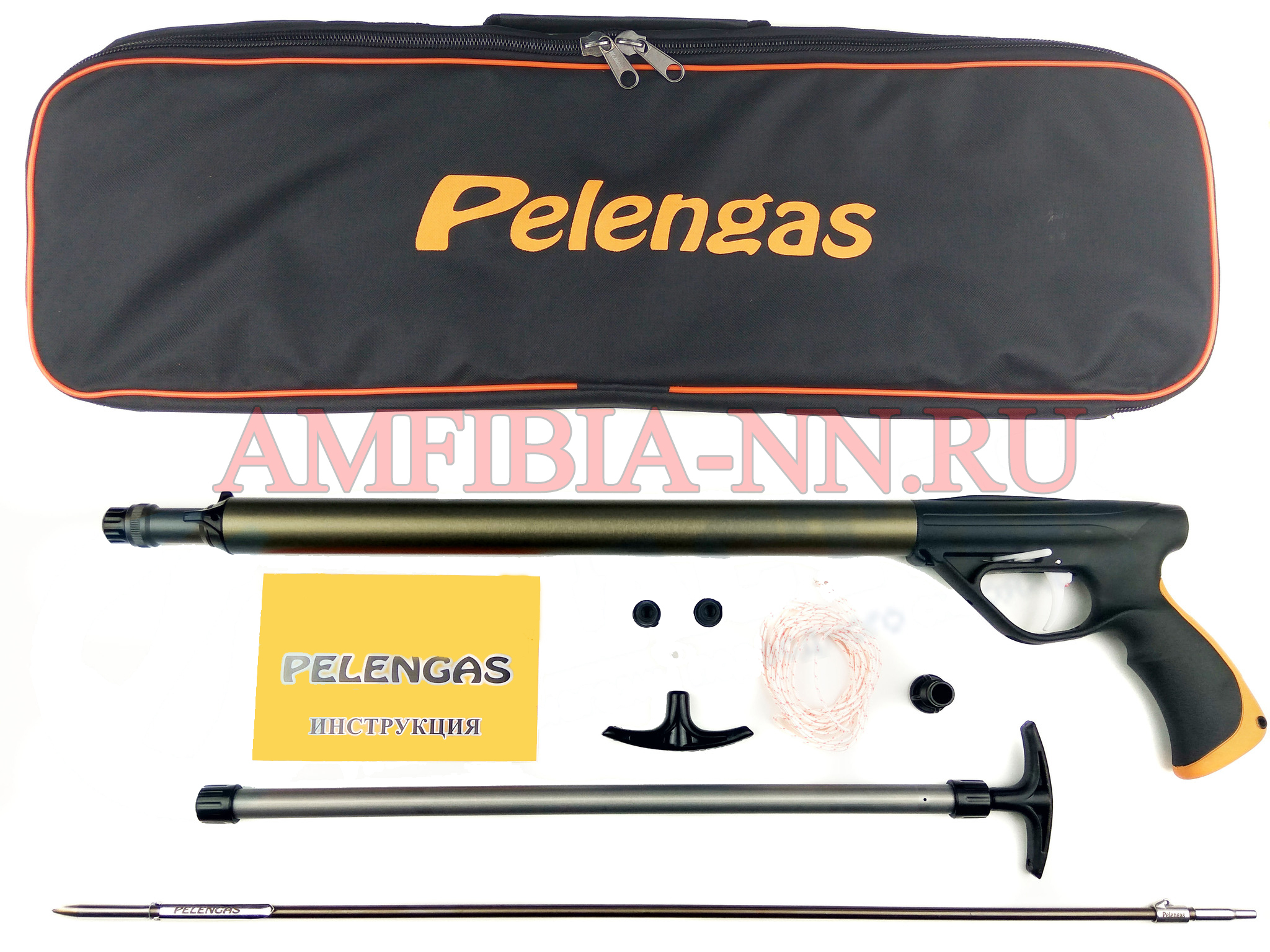 Ружье Pelengas Model T 55