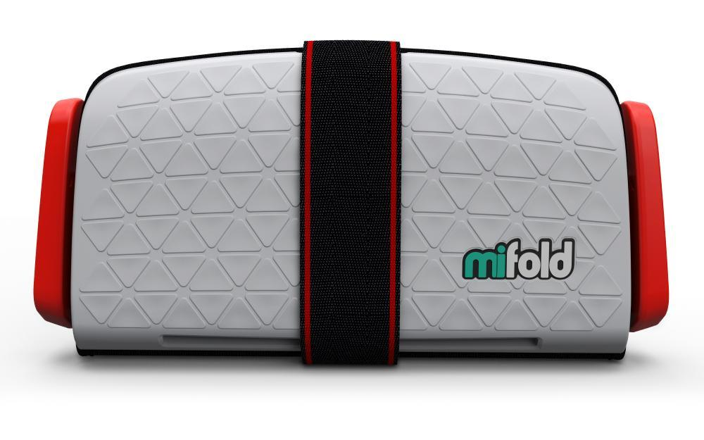 Mifold Бустер автомобильный Grab-and-Go Pearl Grey