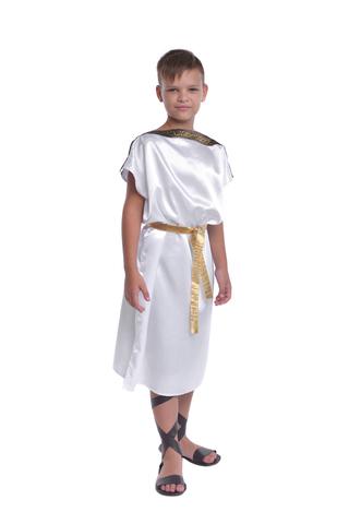 Карнавальный костюм детский Греческая тога (туника)