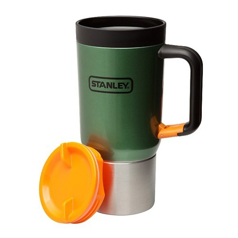 Картинка термокружка Stanley Coffee Mug 0.59L Зеленый - 2