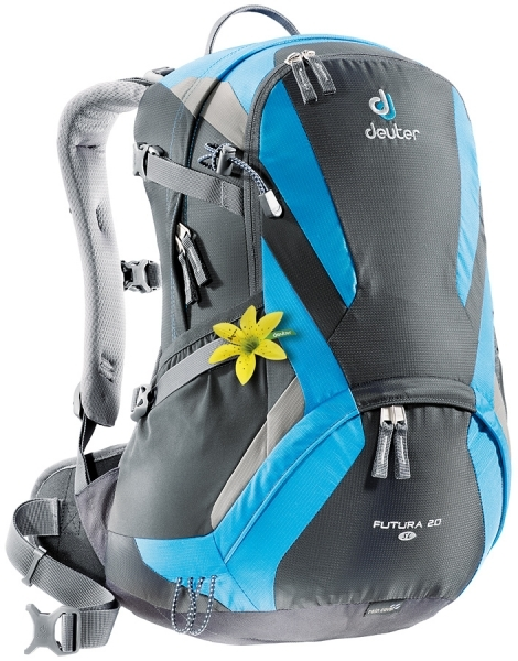 Туристические рюкзаки легкие Рюкзак женский Deuter Futura 20 SL 900x600_5119_Futura20SL_4319_14.jpg