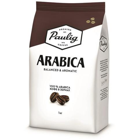 Кофе в зернах Paulig Arabica 100% арабика 1 кг